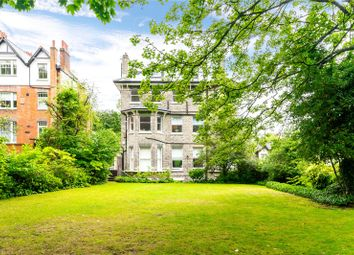 Thumbnail 3 bedroom flat for sale in Netherhall Gardens, Hampstead, London