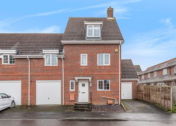 Thumbnail 4 bed end terrace house for sale in School Close, Basingstoke