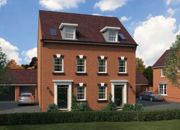 Thumbnail 3 bed semi-detached house for sale in The Greenwood, St Lukes Road, Doseley