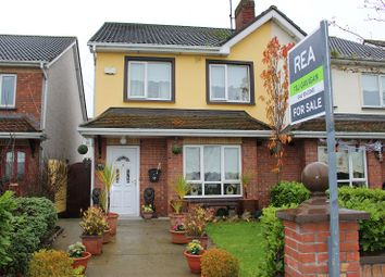 Thumbnail 3 bed semi-detached house for sale in 64 Cherryhill Court, Kells, Co. Meath