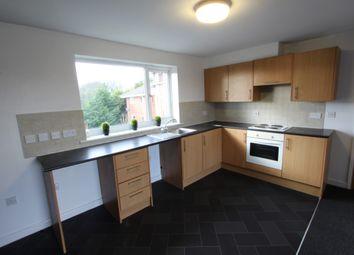 Thumbnail 2 bed flat for sale in Lowmoor Road, Kirkby In Ashfield, Notts