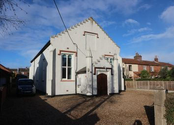 Thumbnail Detached house for sale in Brooke Baptist Chapel, 50 High Green, Brooke, Norfolk