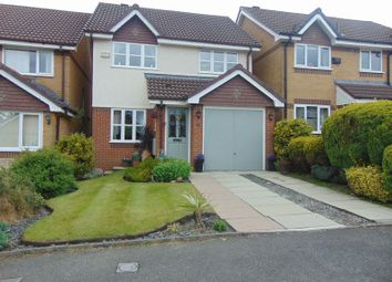 Thumbnail 3 bed detached house for sale in Bournville Drive, Ainsworth Chase, Bury