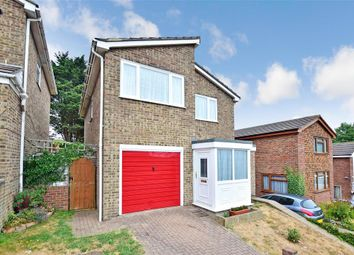 Thumbnail 4 bed detached house for sale in Oxenden Road, Golden Valley, Folkestone, Kent