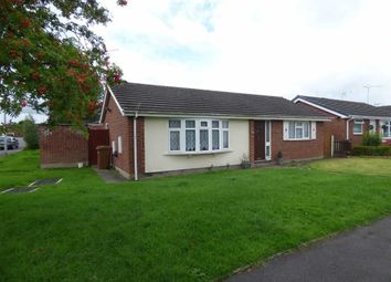 Thumbnail 3 bed detached bungalow for sale in Rochester Crescent, Crewe