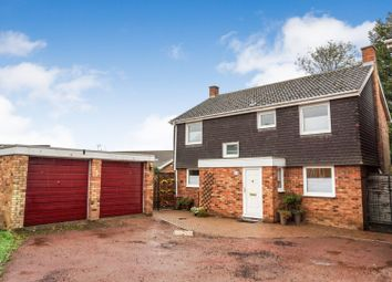 Thumbnail 4 bed detached house for sale in Birch Close, Broom