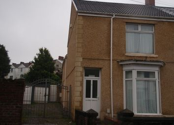 Thumbnail 5 bed end terrace house to rent in Alexandra Terrace, Brynmill Swansea
