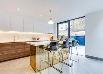 Thumbnail 5 bed terraced house to rent in Wheatsheaf Terrace, Fulham, London