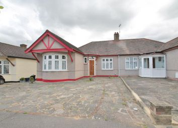 Thumbnail 2 bedroom bungalow for sale in Queenborough Gardens, Ilford