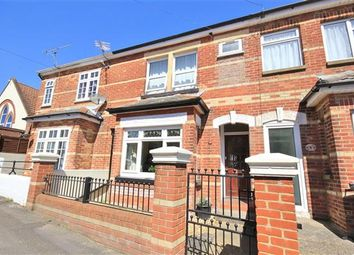 Thumbnail 3 bedroom terraced house for sale in Douglas Road, Parkstone, Poole
