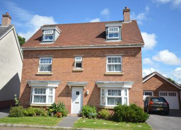 Thumbnail 5 bed detached house for sale in Buckland Gardens, Lymington