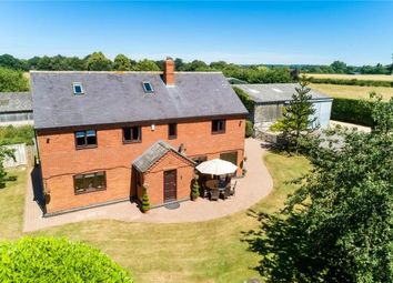 Thumbnail 5 bed detached house for sale in Stratford Road, Wellesbourne, Warwick