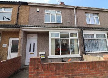 Thumbnail 3 bed terraced house for sale in Gilbey Road, Grimsby