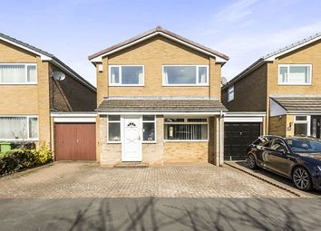 Thumbnail 3 bed detached house for sale in Mitford Court, Sedgefield, Stockton-On-Tees