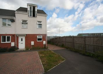 Thumbnail 3 bedroom terraced house to rent in Saxon Close, North Ormesby, Middlesbrough
