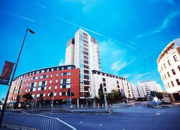 Thumbnail 1 bedroom flat for sale in Aquila House, Falcon Drive, Cardiff Bay
