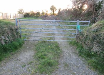 Thumbnail Land for sale in Plot Formerly Part Of Delfryn, Stop And Call, Goodwick, Pembrokeshire