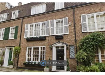 Thumbnail 4 bed terraced house to rent in Portman Close, London