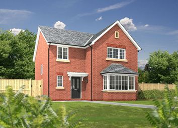 Thumbnail 4 bed detached house for sale in The Wren Lawton Green, Alsager, Stoke-On-Trent