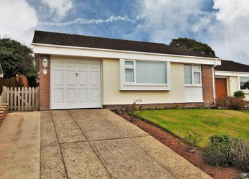 Thumbnail 3 bed detached bungalow for sale in Longmead Road, Preston, Paignton