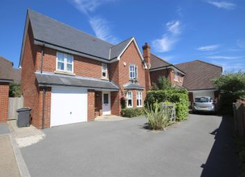 Thumbnail 4 bed detached house for sale in Letcombe Place, Horndean, Waterlooville