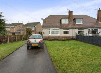 Thumbnail 2 bed semi-detached house to rent in Ashover Road, Old Tupton, Chesterfield
