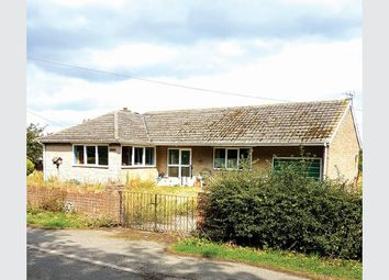 Thumbnail 2 bed bungalow for sale in Charlotte, Cemetery Road, Nr Louth, Lincolnshire