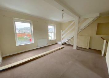 Thumbnail 1 bed flat to rent in Mill Street, Tonyrefail -, Porth