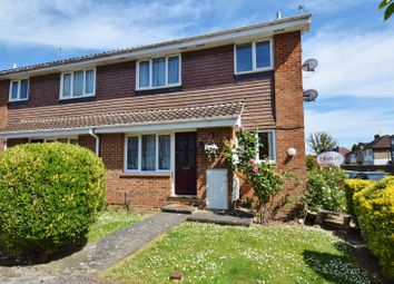 Thumbnail 1 bed end terrace house to rent in Waller Drive, Northwood, Middlesex