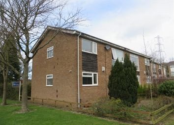 Thumbnail 2 bedroom flat for sale in Allerdean Close, Newcastle Upon Tyne