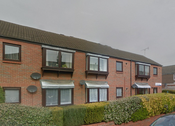 Thumbnail 1 bed flat to rent in Handby Court, Calow Lane, Chesterfield, Derbyshire