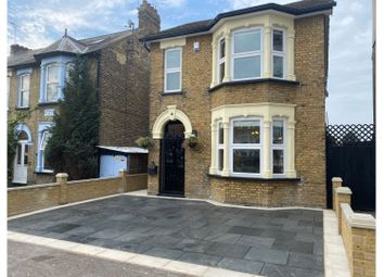 Thumbnail 4 bed detached house for sale in Manor Road, Romford