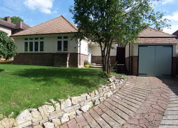 Thumbnail 3 bed detached bungalow to rent in Kingston Road, Ewell, Epsom