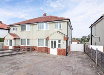 Thumbnail 3 bed semi-detached house for sale in Kingsley Road, Harrogate, North Yorkshire
