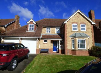 Thumbnail 5 bedroom detached house to rent in Moralee Close, High Heaton, Newcastle Upon Tyne