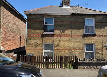 3 bed semi-detached house for sale in Osborne Road, Ryde, Isle Of Wight PO33