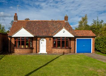Thumbnail 4 bed detached bungalow for sale in Church Road, York
