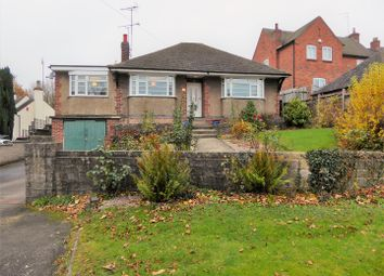 Thumbnail 3 bed detached bungalow for sale in Brook Street, Hartshorne