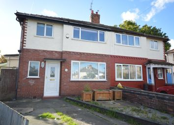 Thumbnail 3 bed semi-detached house for sale in Mossville Close, Mossley Hill, Liverpool