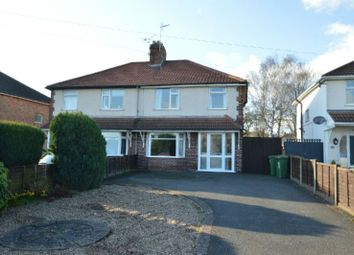 Thumbnail 3 bed semi-detached house for sale in Leicester Road, Enderby, Leicester