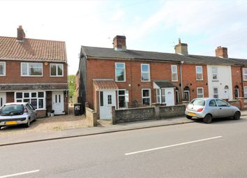 Thumbnail 4 bedroom end terrace house for sale in Norwich Road, Dereham
