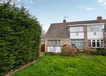 Thumbnail 3 bed terraced house for sale in Gorsedale, Sutton Park, Hull