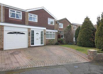 Thumbnail 4 bed detached house for sale in Walden Close, Ouston, Chester Le Street