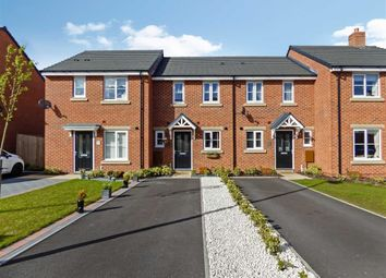 Thumbnail 2 bedroom terraced house for sale in Cover Drive, St Georges, Telford, Shropshire
