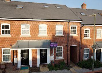 Thumbnail 4 bed terraced house for sale in Ashton Gardens, Eastleigh