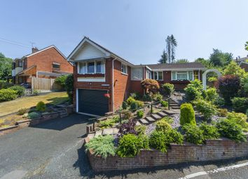 Thumbnail 4 bed detached bungalow for sale in 1 Quarry Road, Broseley Wood, Shropshire.