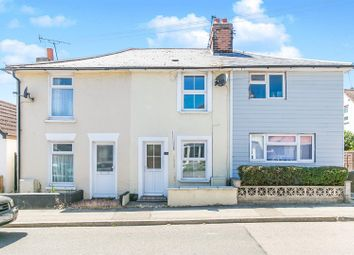 Thumbnail 2 bedroom terraced house for sale in Church Road, Brightlingsea, Colchester