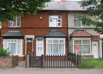 Thumbnail 3 bed terraced house to rent in Grosvenor Road, Perry Barr, Birmingham