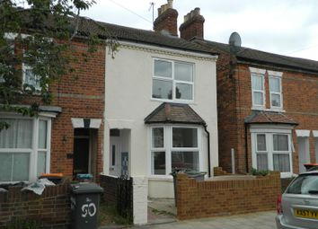 Thumbnail 3 bed end terrace house to rent in Dunville Road, Bedford
