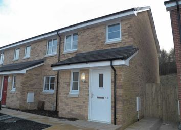 Thumbnail 2 bedroom end terrace house for sale in Brunel Wood, Upper Bank, Pentrechwyth